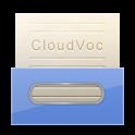 CloudVoc logo