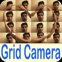 Grid Camera (Сетевая камера) icon