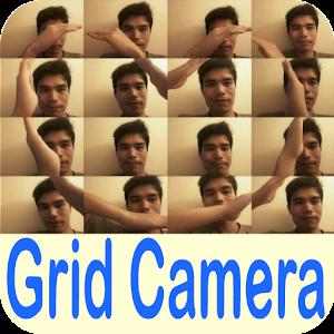 Grid Camera icon