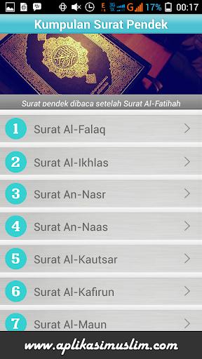 Tuntunan Sholat Lengkap 2.0 screenshots 8