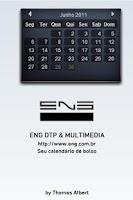 Screenshot of Pocket Calendar