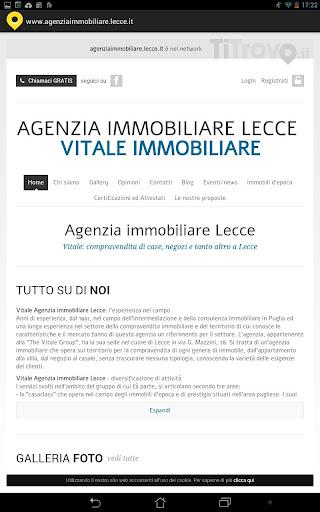 Agenzia immobiliare Lecce