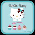 Hello Kitty LoveCupCake Theme icon