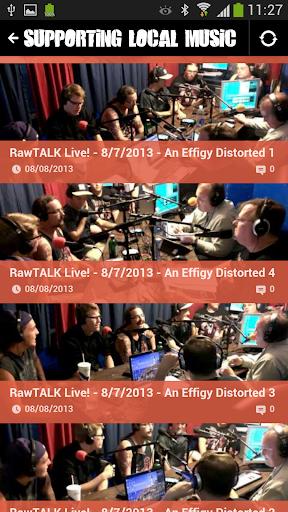 【免費音樂App】Raw Talk Live-APP點子