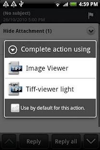 TIFF and FAX viewer - lite - screenshot thumbnail