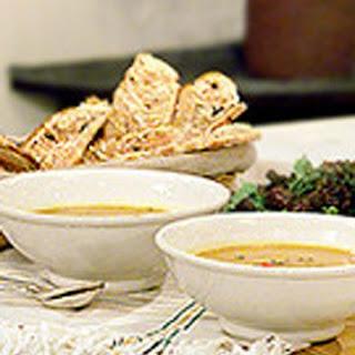 Jamaican Squash Soup