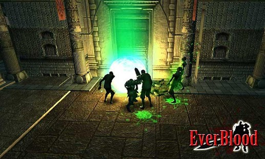 Ever Blood Full - screenshot thumbnail