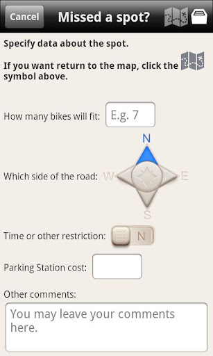 【免費交通運輸App】Motorcycle & Scooter Parking-APP點子