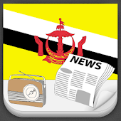 Brunei Radio and Newspaper