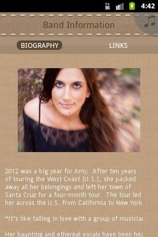 Amy Obenski - screenshot