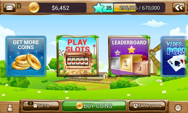 Farm Casino - Slots Machines - screenshot