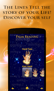 Palm Reading - screenshot thumbnail