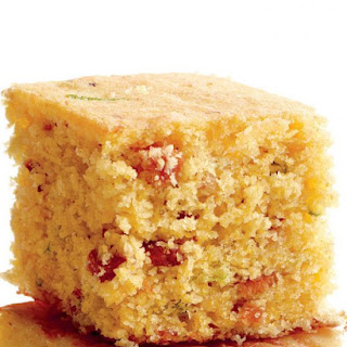 Bacon-Scallion Cornbread