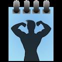 Workout Log Bodybuilding guida icon