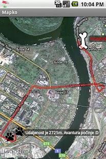 Belgrade Walker- screenshot thumbnail