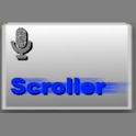 Speak Scroller icon