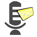 SMS & Mail by Voice icon
