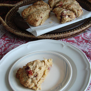 Citrusy Scones