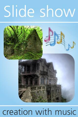 Slideshow Creator with Music