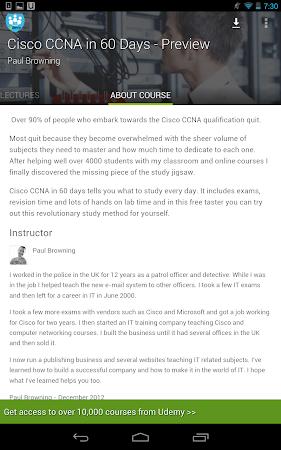 Learn Cisco CCNA by Udemy 1.9 screenshot 180547