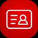레티아 ROSE 명함인식 icon
