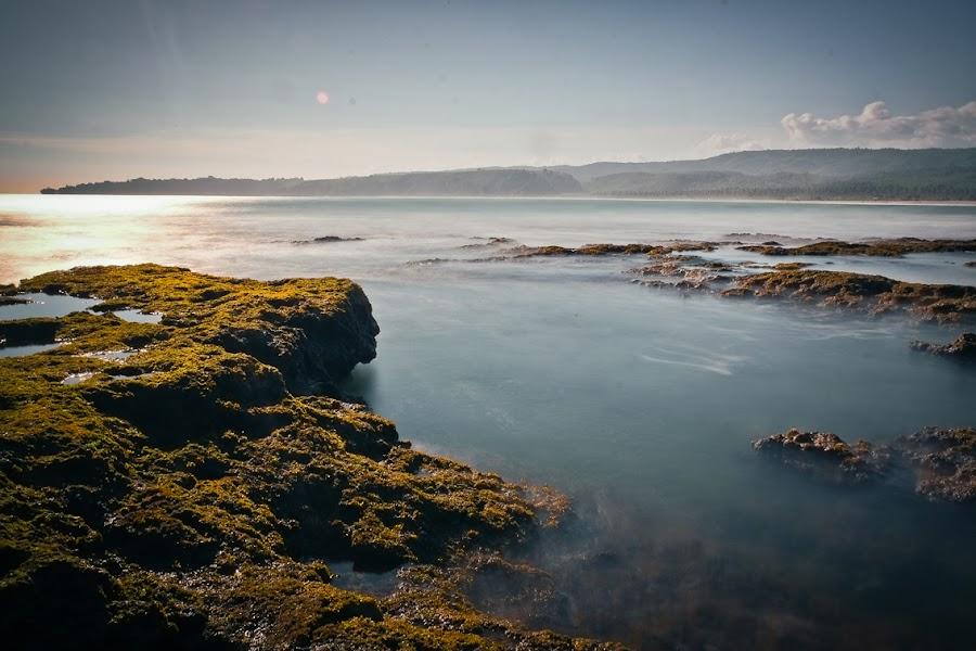 Lagon Pari by Ferdy Zilo - Landscapes Beaches