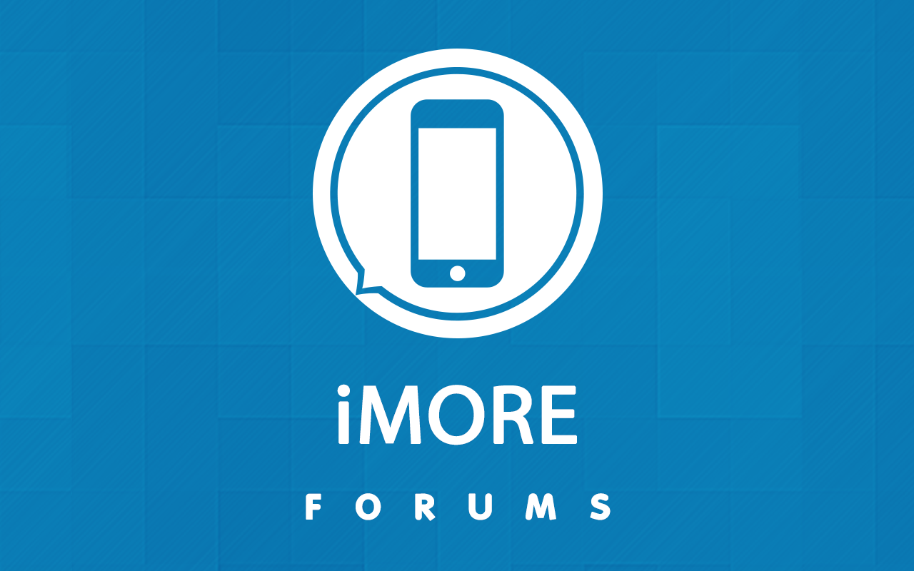 iMore Forums- screenshot