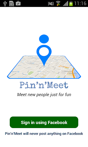 PinAndMeet FREE