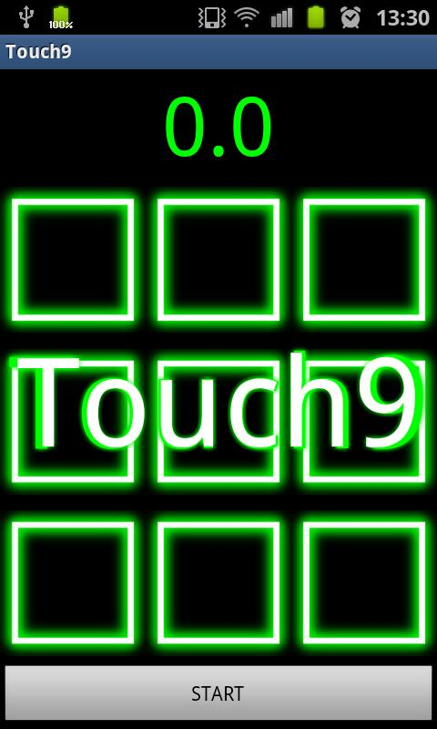 Touch9- screenshot