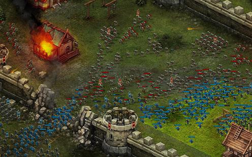 Throne Rush Screenshot 1