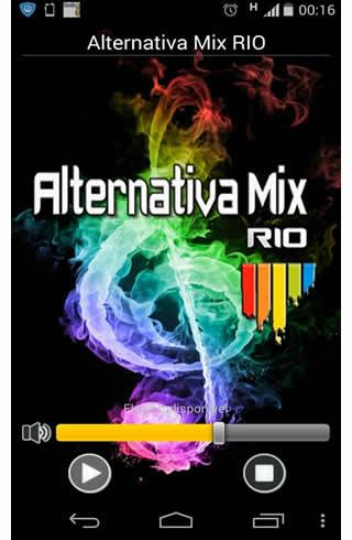 Rádio Alternativa Mix RIO