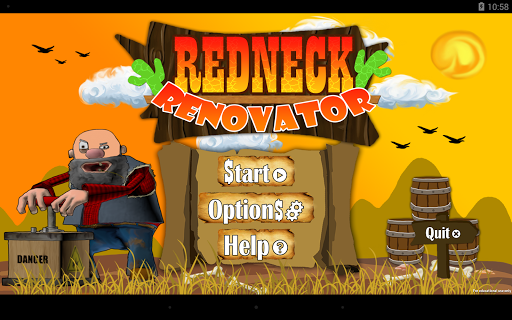 Redneck Renovator