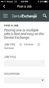 Dental Exchange- screenshot thumbnail