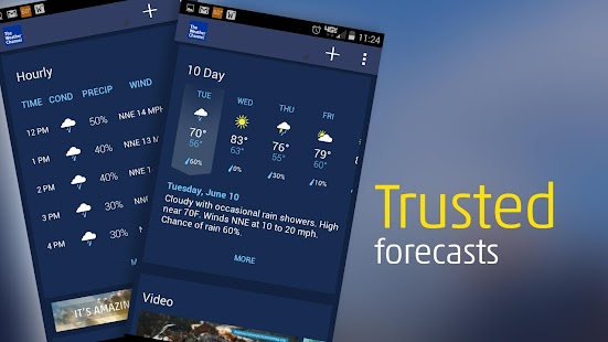 The Weather Channel Screenshot 35