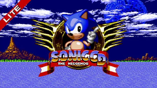 Sonic CD Lite - screenshot thumbnail
