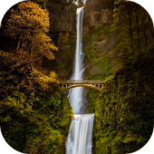 Waterfalls Live Wallpaper 3D