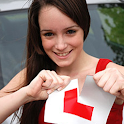 UK Driving Test Flash Cards logo