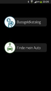 免費交通運輸App|Bussgeldkatalog|阿達玩APP