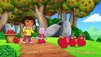 Dora's Thanksgiving Day Parade