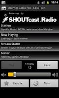 Screenshot of Internet Radio - L337Tech