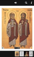 Screenshot of The Two Saints Peter and Paul