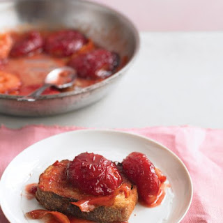 Sugar-Roasted Plums Recipe