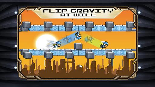 اصدار جديد Gravity Guy 1.4.4