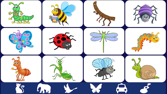 Video Touch - Bugs & Insects screenshot