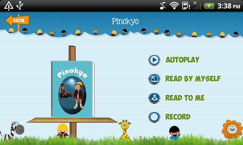 Masal ve Hikaye Kitabevi- screenshot