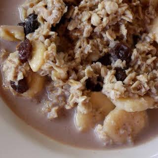 Crock Pot Oatmeal With Quick Oats Recipes.