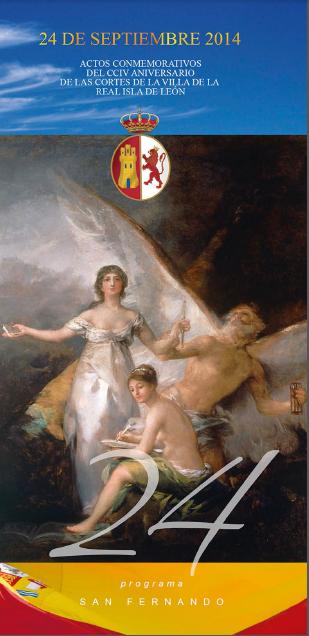 CCIV Aniversario de las Cortes de la Villa de la Real Isla de León