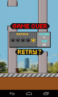 Screenshot of Flappy Goat