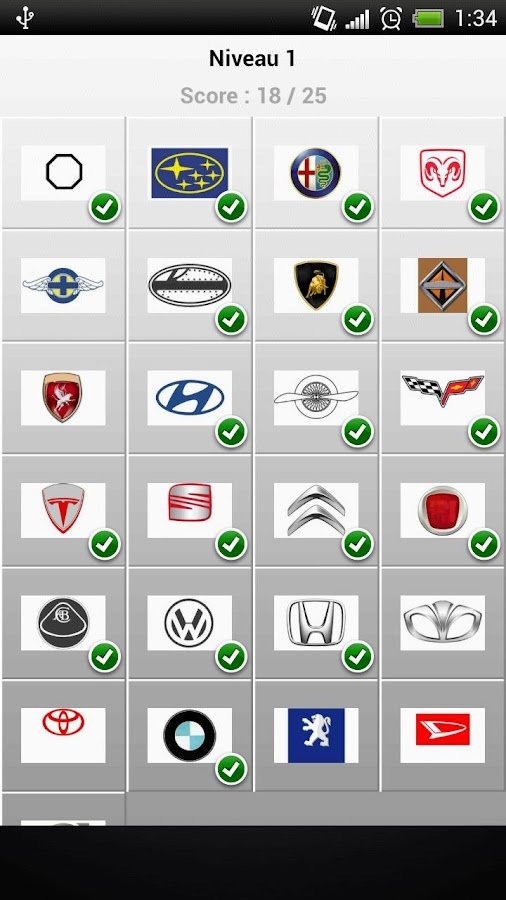 Ultimate Logo Quiz Car Edition Android Apps On Google Play