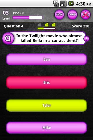 Are You A Movie Maniac? Trivia- screenshot